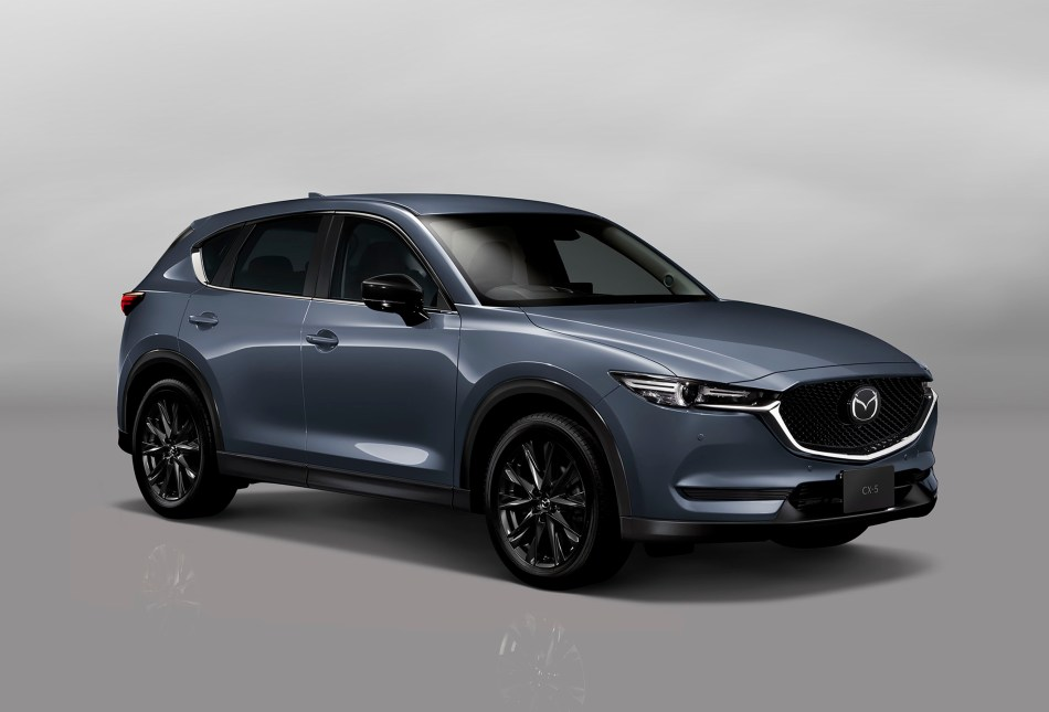 2021 Mazda CX-5 Gains More Powerful 200 HP Diesel Engine