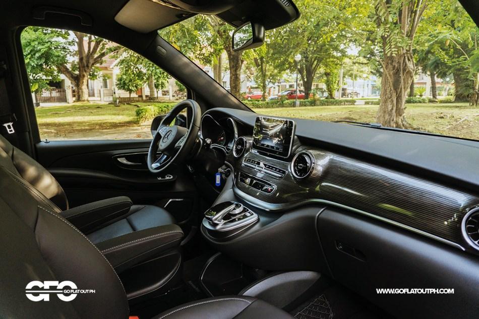 2020 Mercedes-Benz V 220d Avantgarde Long Interior