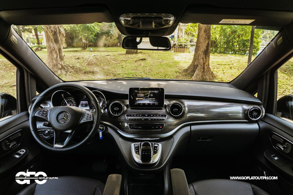 2020 Mercedes-Benz V 220d Avantgarde Long Interior
