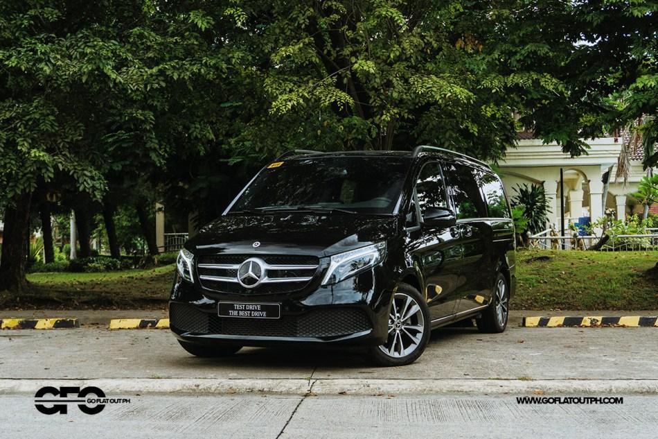 2020 Mercedes-Benz V 220d Avantgarde Long Exterior