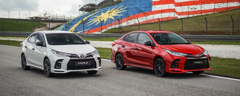Sport-Tuned 2021 Toyota Vios GR Sport Debuts In Malaysia