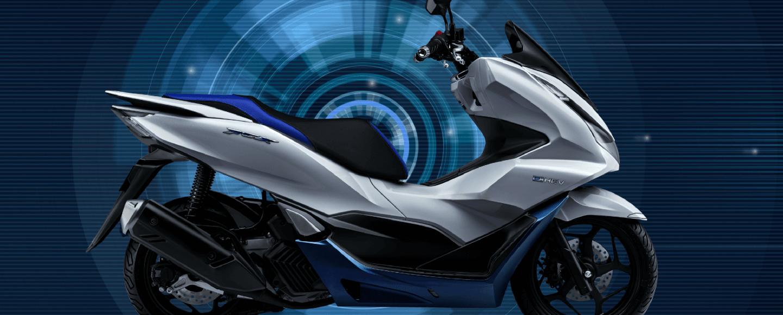 2021 Honda PCX 160 And PCX e:HEV Hybrid Debuts In Japan