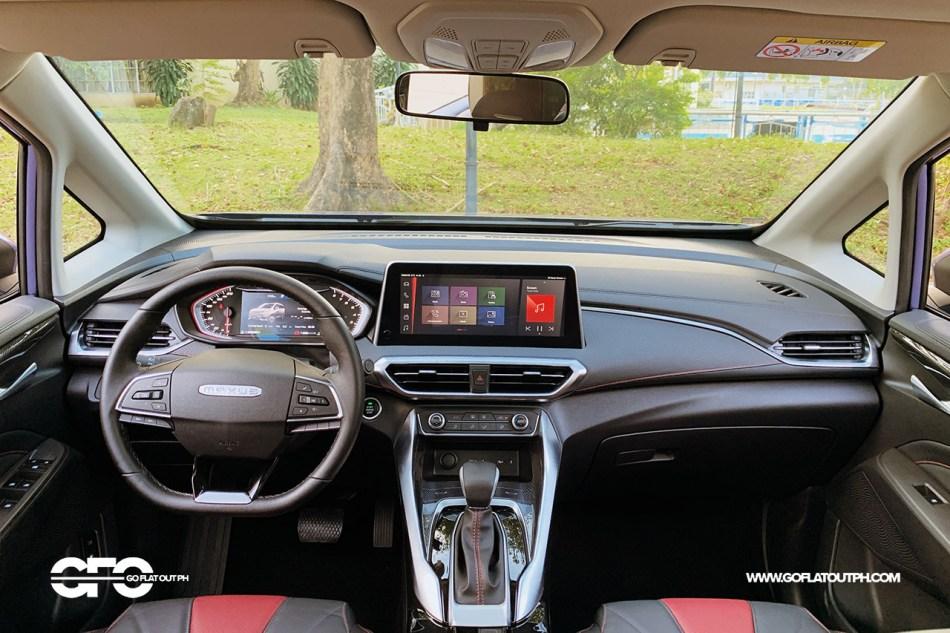 2021 Maxus G50 Premium Interior