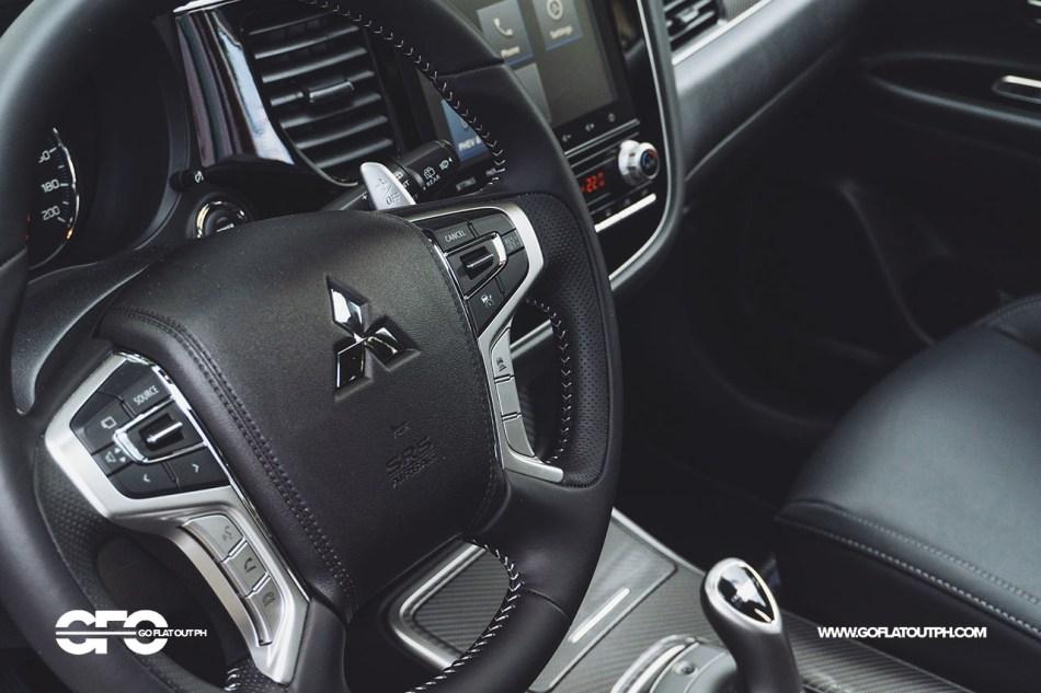 2021 Mitsubishi Outlander PHEV Philippines Interior