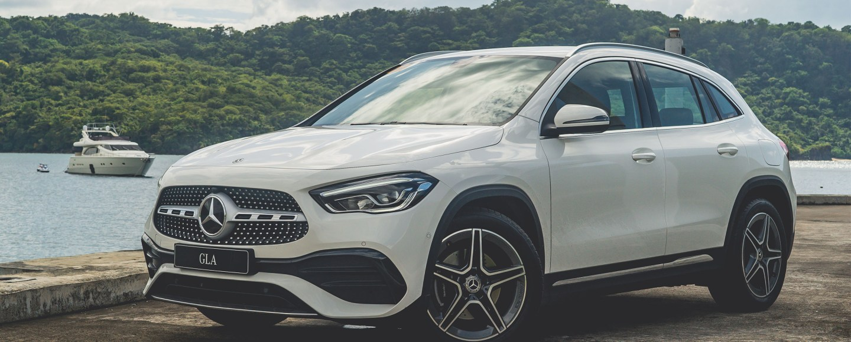 2021 Mercedes-Benz GLA 200 AMG Line Review