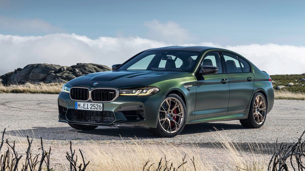 2022 BMW M5 CS Debuts With 627 HP, 0-100 KPH In 3 Seconds