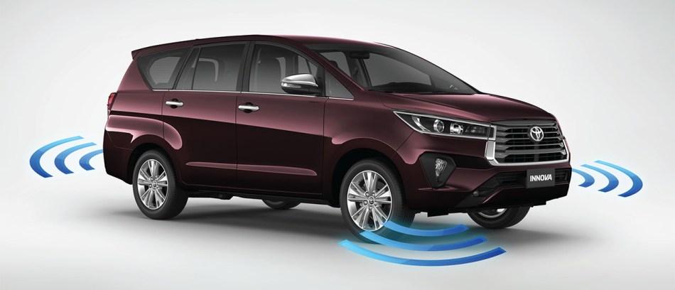 2021 Toyota Innova 2.8 V Philippines