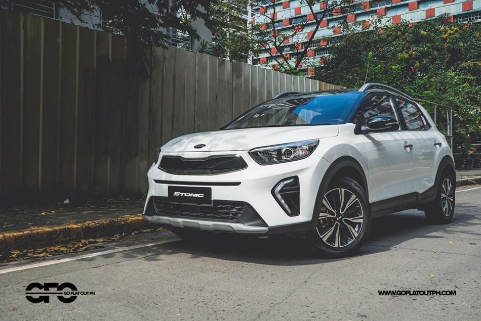 2021 Kia Stonic EX Philippines