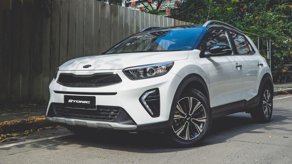 2021 Kia Stonic First Impressions