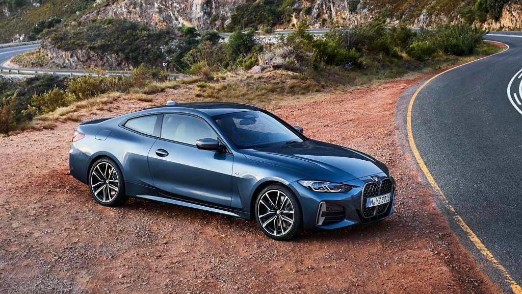 BMW PH Teases Arrival Of All-New 2021 4 Series Coupe