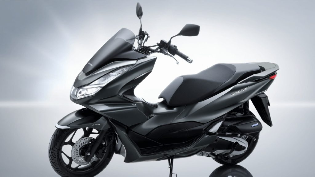 2021 Honda PCX 160 Unveiled In PH With Prices Starting At P115,900