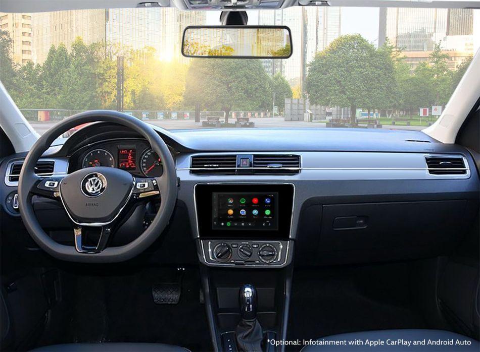 2021 Volkswagen Santana Philippines Interior