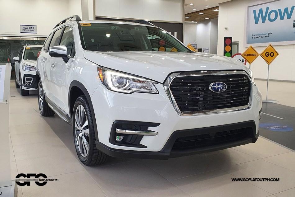 2021 Subaru Evoltis Philippines
