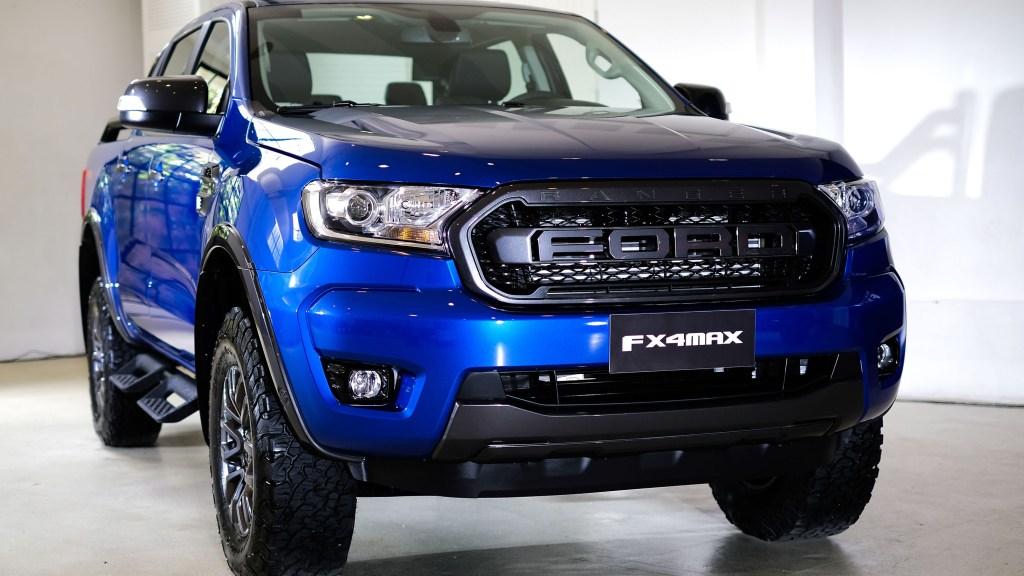 2021 Ford Ranger FX4 Max Debuts In PH, Starts At P1.698M