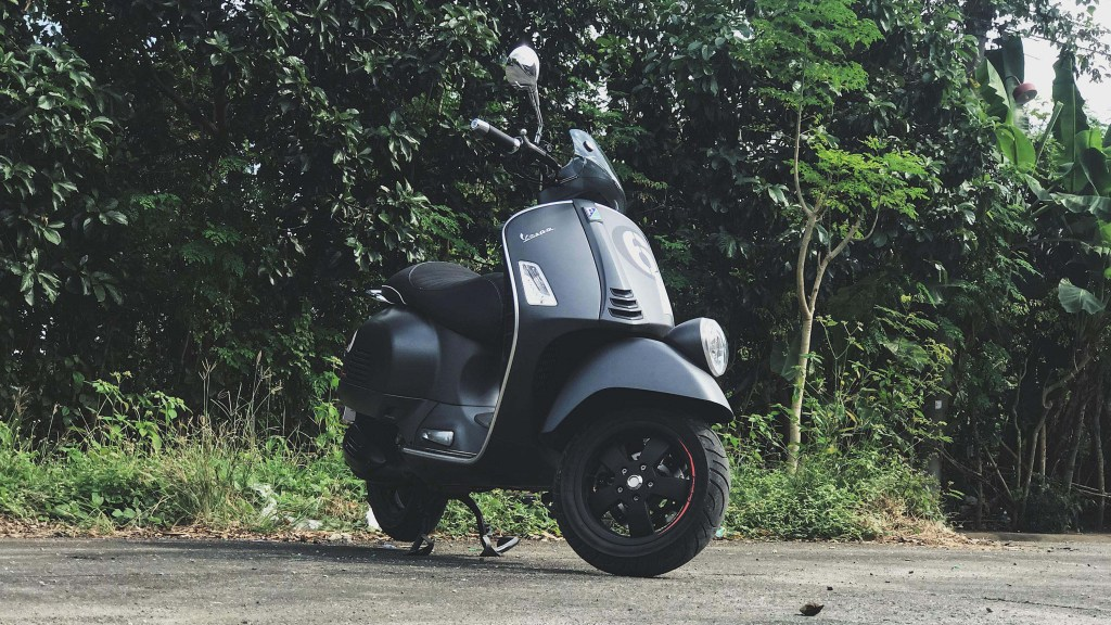 2020 Vespa Sei Giorni II Edition Philippines Review