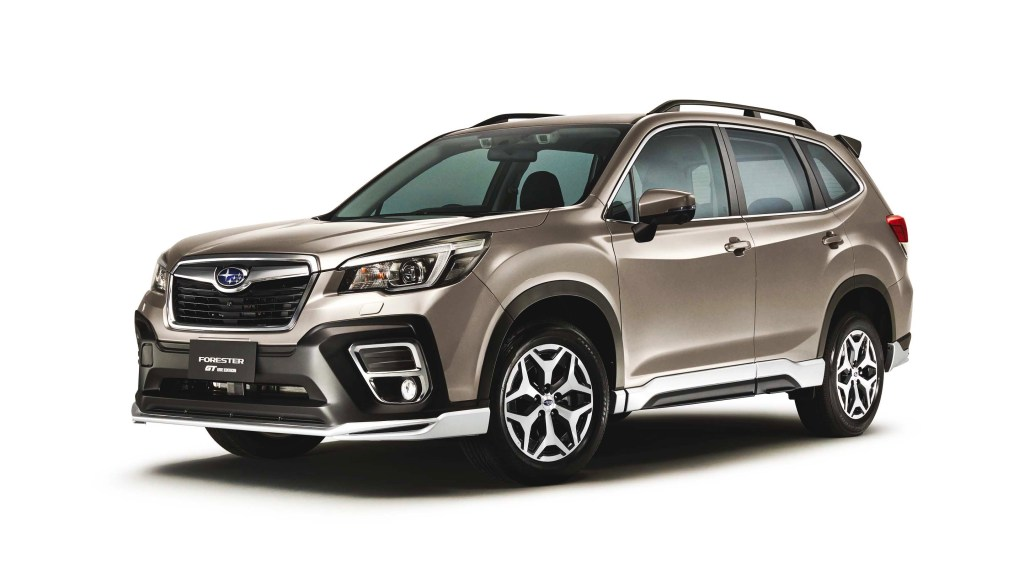 Subaru Forester i-L Buyers Can Get The GT Lite Kit For Free This March