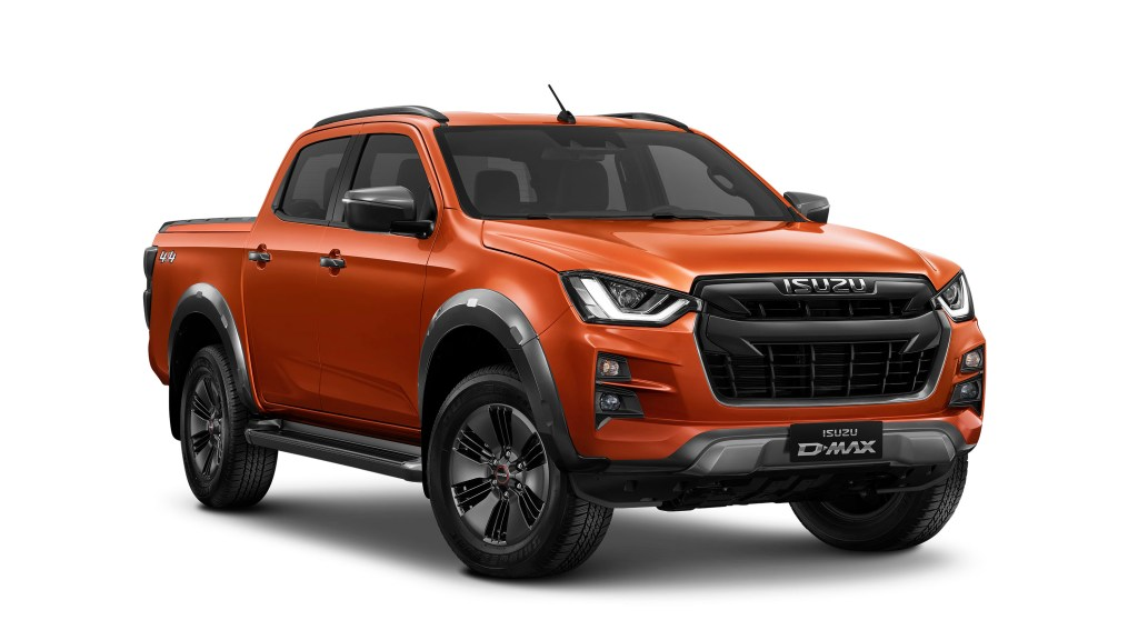 All-New 2021 Isuzu D-Max Now In PH, Starts At P857K