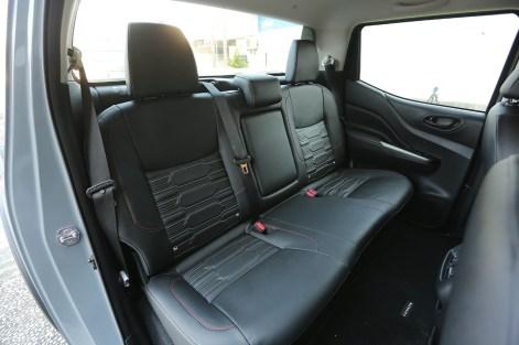Nissan Navara PRO-4X Interior 5