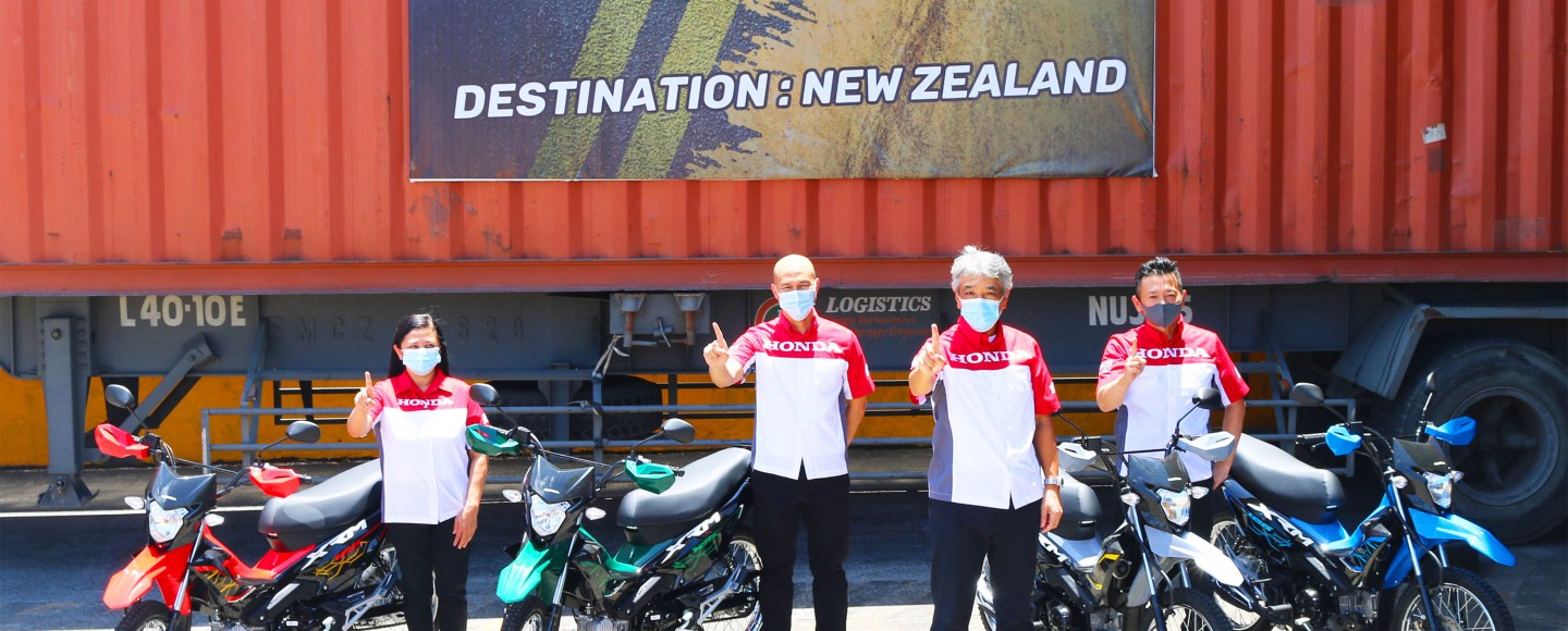 PH-Made Honda XRM125 To Be Exported To New Zealand