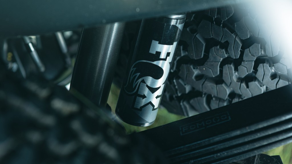 3 Reasons Why Fox Shock Absorbers Are Great For Off-Roading