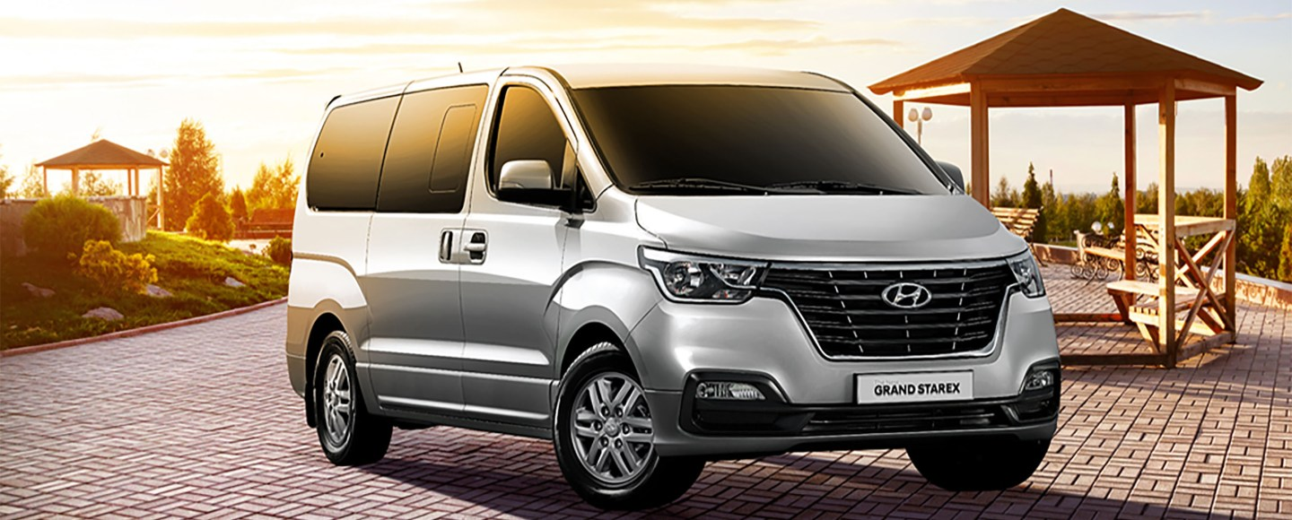 Hyundai Grand Starex Still Available Without DTI's Safeguard Duties
