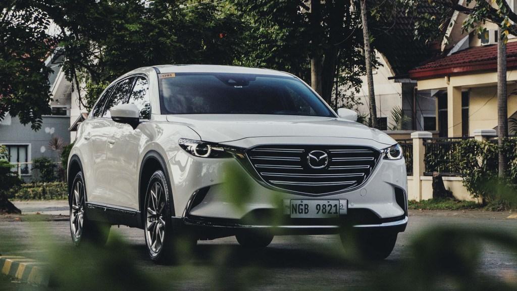 2021 Mazda CX-9 AWD Signature Review