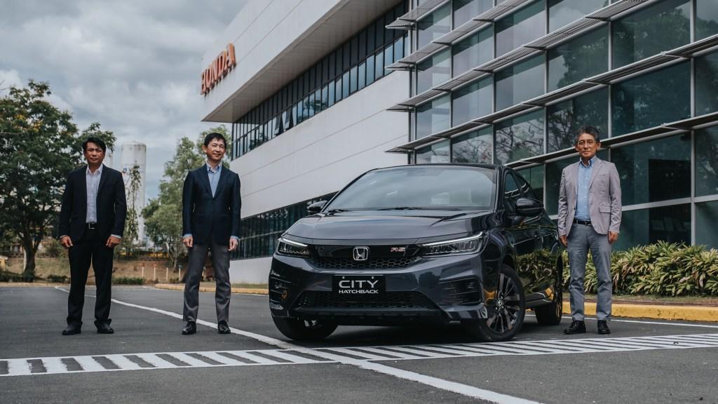 2021 Honda City Hatchback Replaces Jazz In PH, Starts At P1.115M