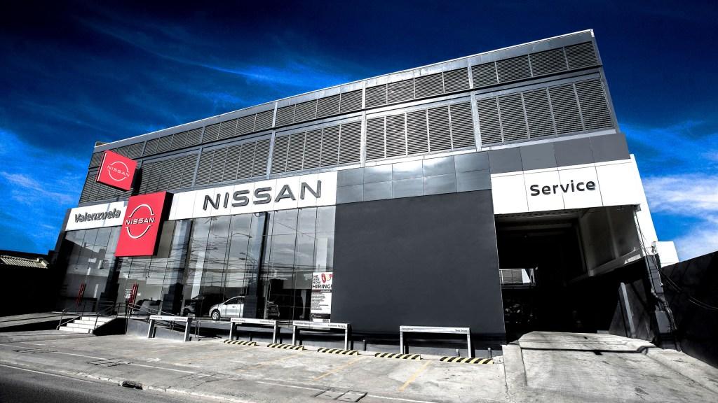 Nissan Valenzuela Now Open, First In ASEAN To Wear Nissan's New Logo
