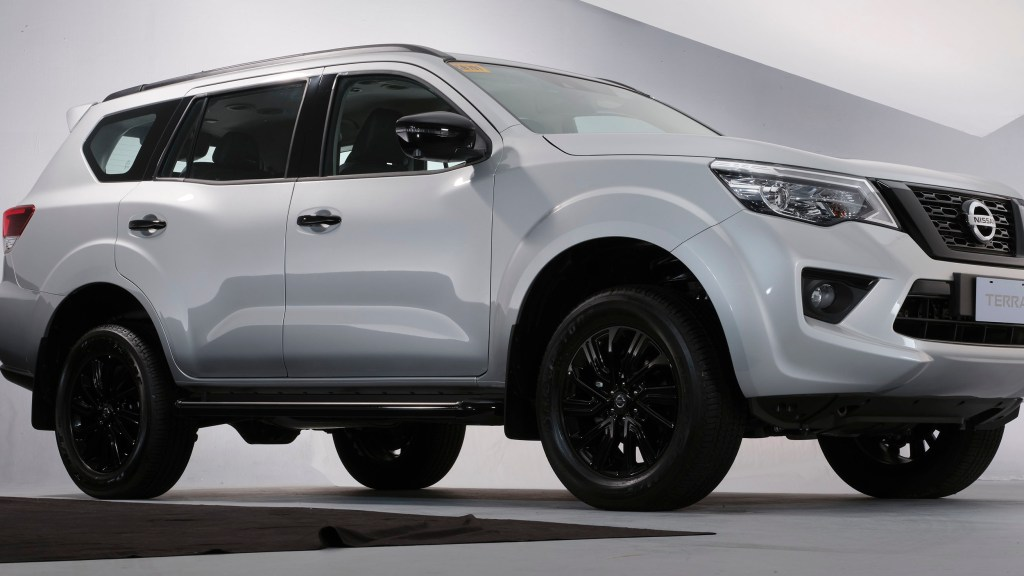 Get The Nissan Terra With Up To P114K In Discounts This May