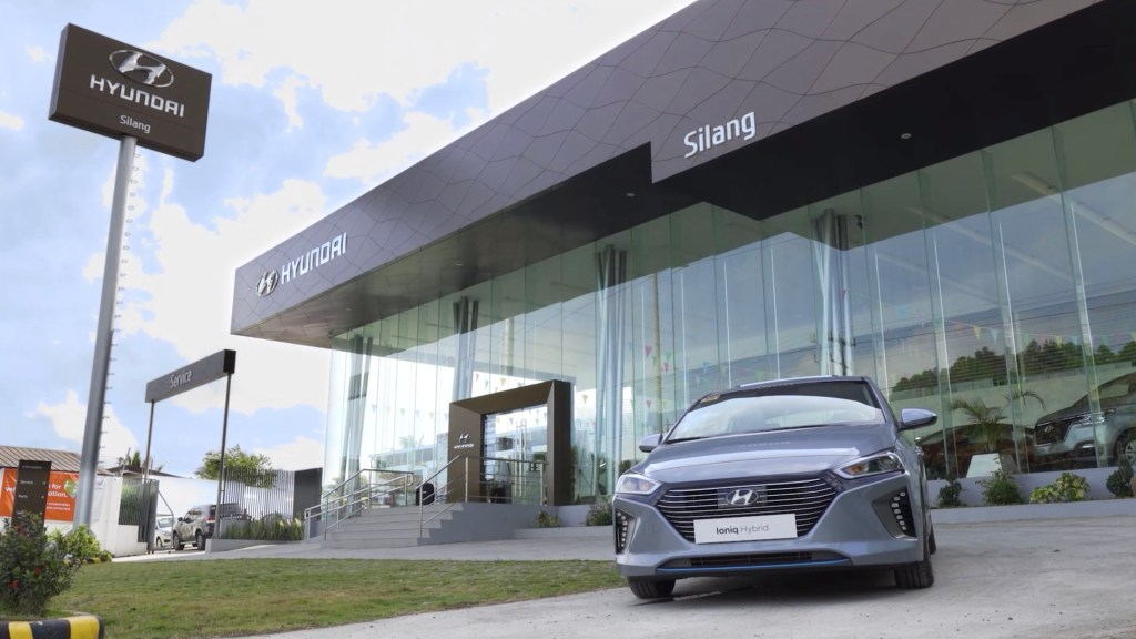 Hyundai Silang Is The Brand's 41st Dealership In The Country