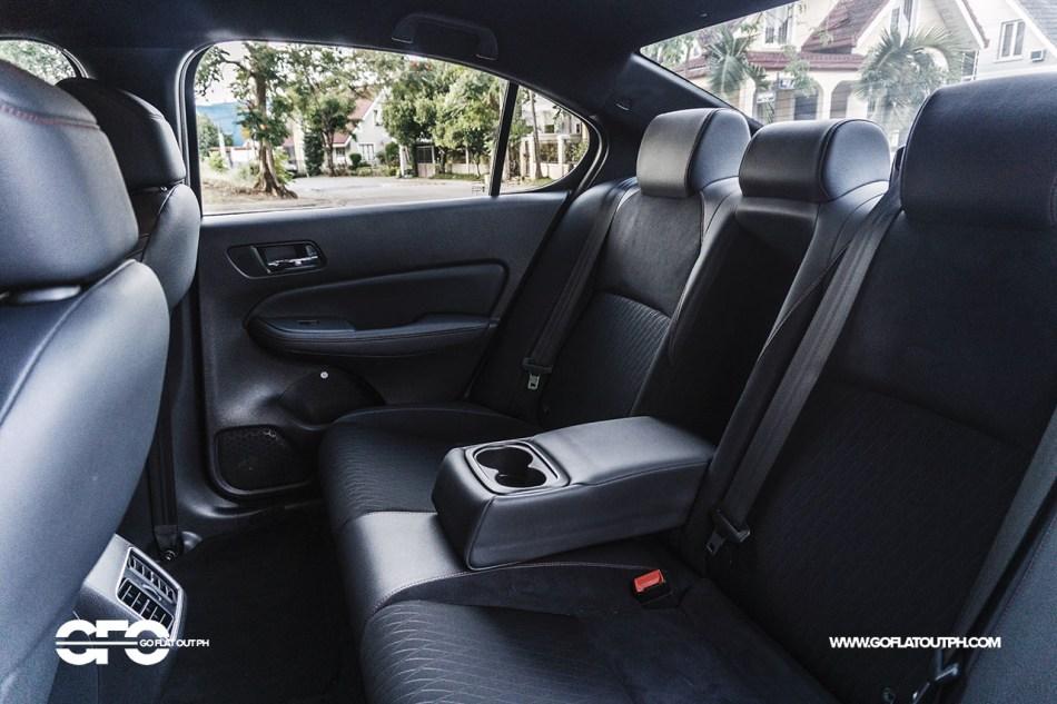 2021 Honda City RS Philippines Interior