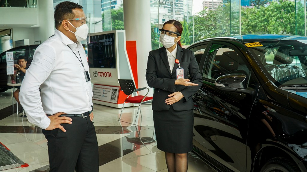 Here's How Toyota Dealerships Have Adapted To The Pandemic