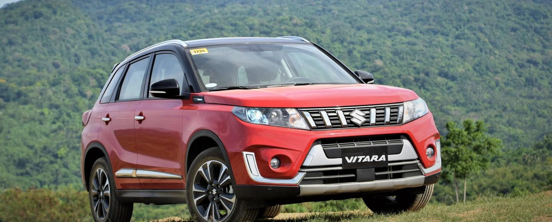 2021 Suzuki Vitara AllGrip Officially Goes On Sale In PH For P1.458M