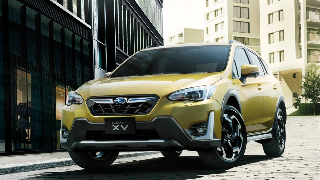PH Order Books For The Facelifted 2021 Subaru XV Are Now Open