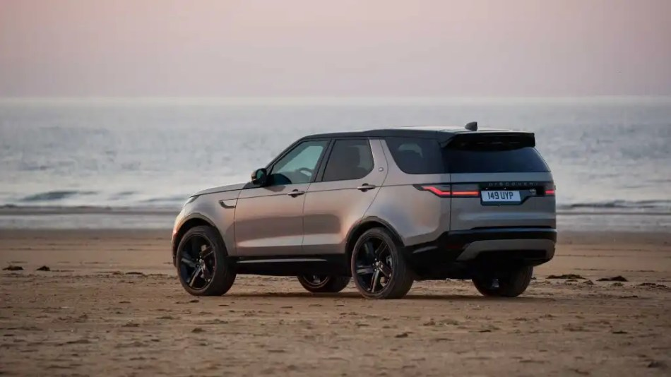 2021 Land Rover Discovery Philippines