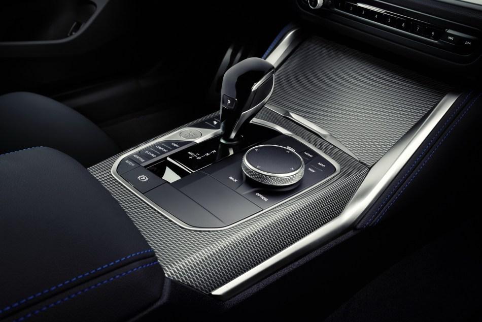 2022 BMW 4 Series Gran Coupe Interior