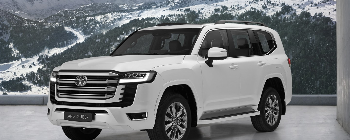 All-New 2022 Toyota Land Cruiser Ditches V8 Power, Gains GR Sport Variant