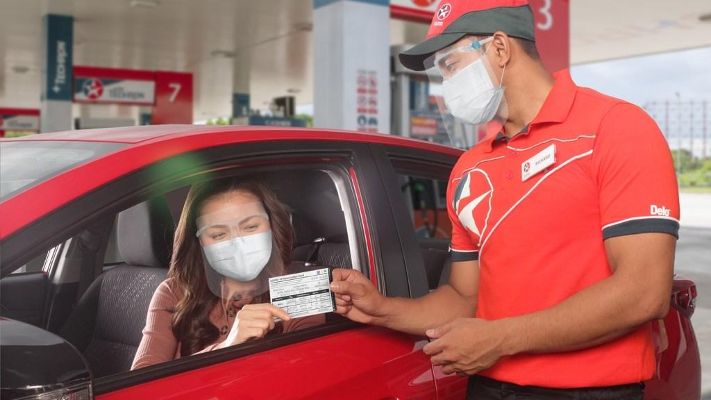 Vaccinated Motorists To Enjoy P3 Discount Per Liter At Caltex