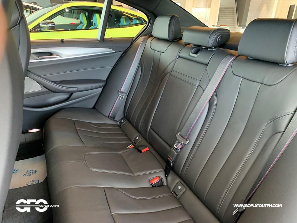 2021 BMW M5 Competition Interior Philippines