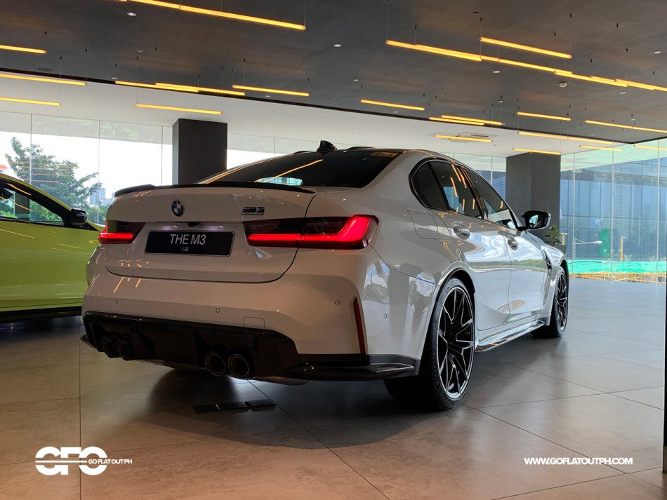 2021 BMW M3 Competition Philippines