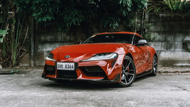 2021 Toyota GR Supra 3.0 Philippines Review