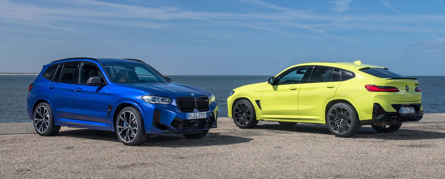 2022 BMW X3 And X4 Debut With Updated Looks And Performance