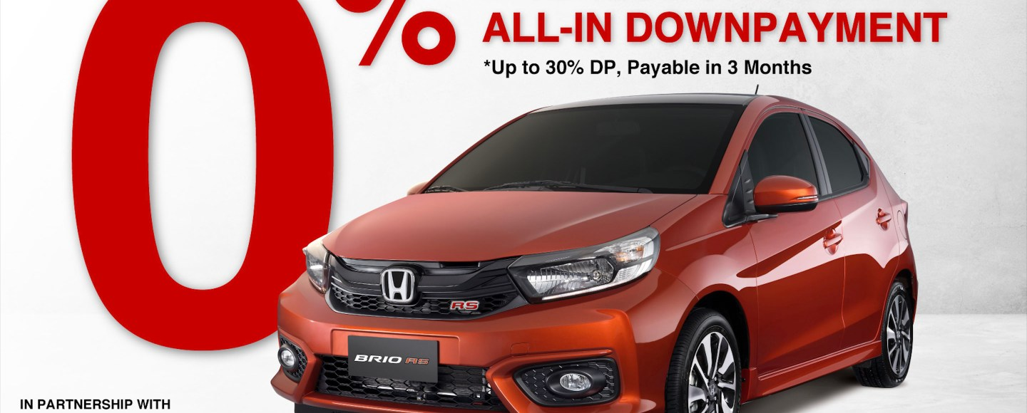 Credit Card Payment Option Now Applicable To The Honda Brio