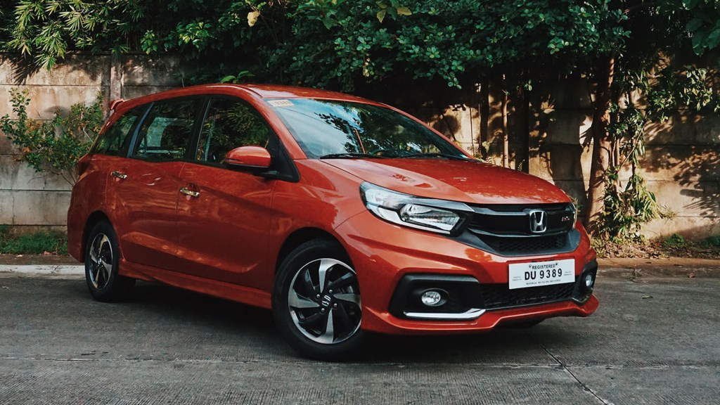 Honda Mobilio 7-Seater MPV Officially Discontinued In PH