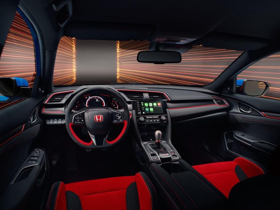 2022 Honda Civic Type R Philippines Interior
