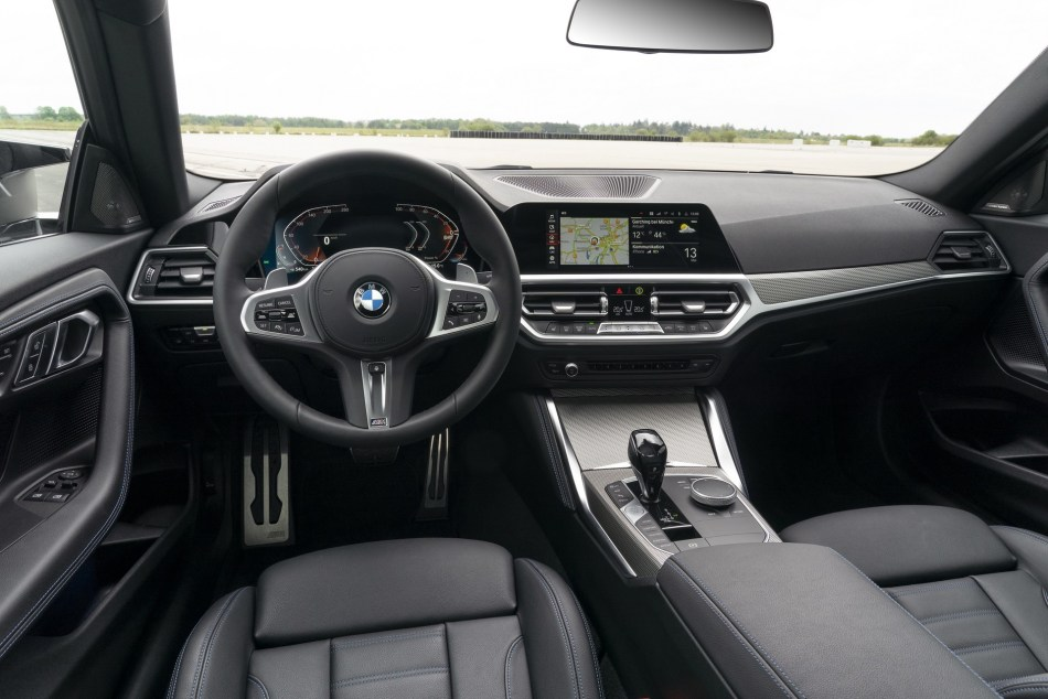 2022 BMW 2 Series Interior