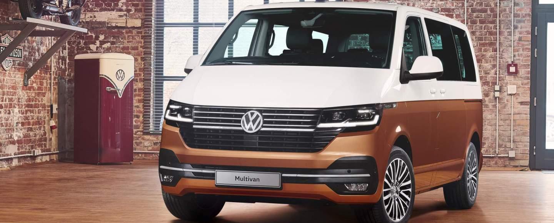 2021 Volkswagen Multivan Kombi Fully Detailed, Now In PH Dealers