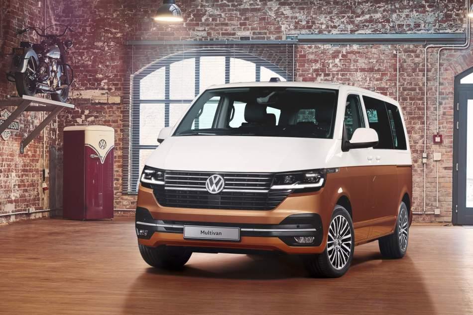 2021 Volkswagen Multivan Kombi Philippines