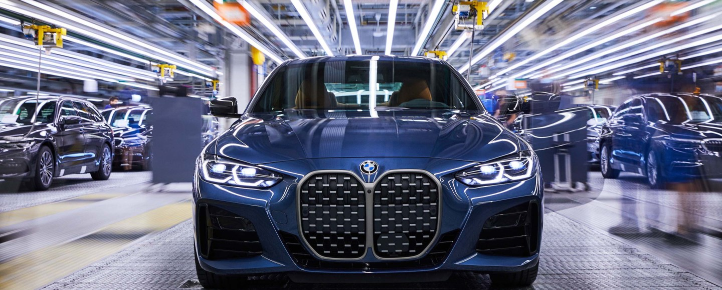 BMW Group Achieves Record-Braking Sales In First Half Of 2021