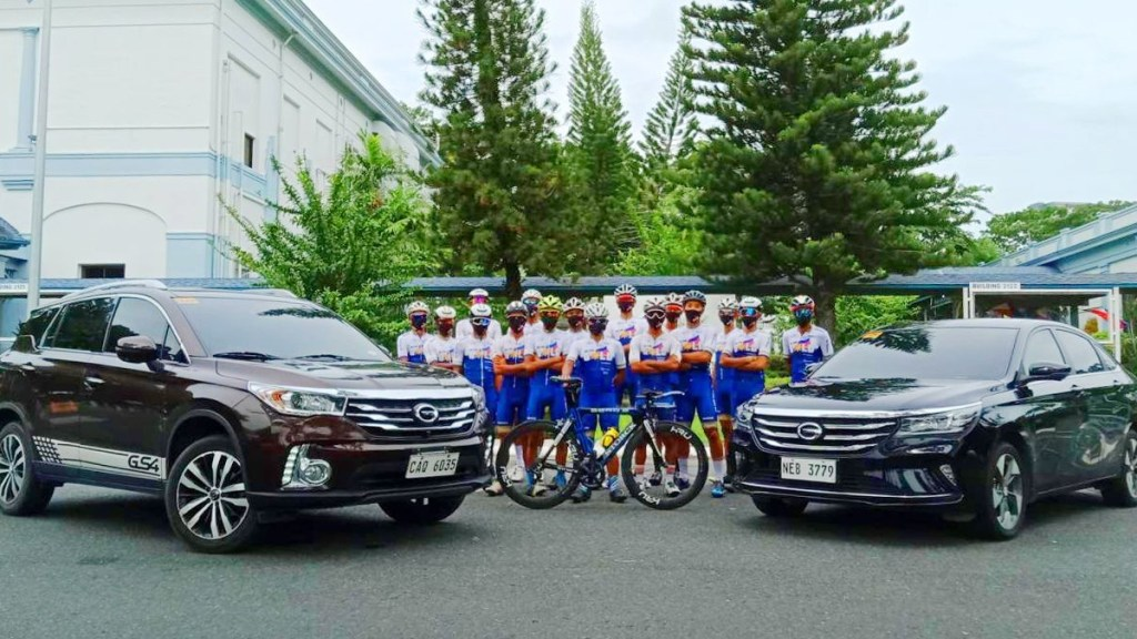 GAC Motor Philippines will provide mobility solutions to the participants and organizers of the PhilCycling Road Bike Trials this July 10.